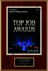 Top job award